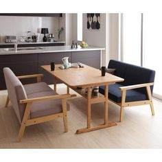 [New] The 10 Best Home Decor Today (with Pictures) Dining Room Table Decor, Table And Chairs, Dining Bench, Muji Style, Interior Decorating, Interior Design, Home Goods, Ikea, House Design