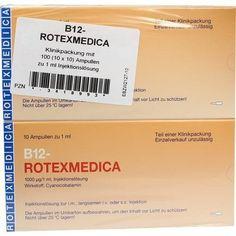 B12 ROTEXMEDICA 100X1ml Ampullen PZN:3418993 ROTEXMEDICA ... https://www.amazon.de/dp/B00B5D4DSQ/ref=cm_sw_r_pi_dp_sTDyxbSG8SF9N