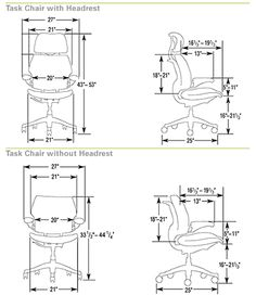 freedom chair dimensions