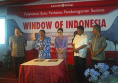 Tiga Bulan Lion Air Bangun Window of Indonesia di Manado - VIVA.co.id
