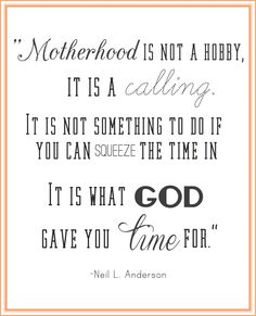 Motherhood <3