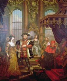 Anne Boleyn's marriage to Henry VIII