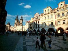 Praha, how i miss you...