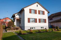 6½-Zimmer-Einfamilienhaus mit sonnigem Garten