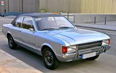 Ford Granada 2 door version.