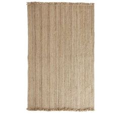 Hand-woven of 100% jute. A natural appearance and texture. Able to go in almost any indoor living space. Need we Shay more?