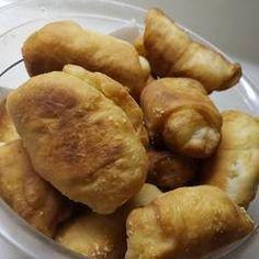Ποντιακά πιροσκί (νηστίσιμα) συνταγή από giotakicv - Cookpad Pretzel Bites, Potatoes, Bread, Vegetables, Food, Potato, Brot, Essen, Vegetable Recipes