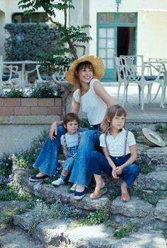 Jane Birkin, Charlotte, Kate, 1974
