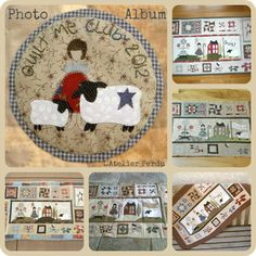 Quilting Over ! Sheep Art, Mini Quilts, Applique Quilts, Quilting Projects, Paper Dolls, Susan Smith, Decoration, Patches, Blog