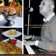 Los esperamos ésta noche con nuestra banda musical Exclusive Sound y su repertorio de canciones modernas y variadas.  www.angusbrangus.com.co    #AngusBrangus #Medellín #MejorRumba #Restaurantes #Musicaenvivo