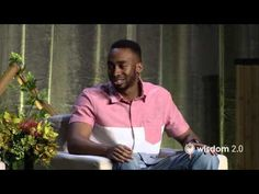 Transforming Ourselves, Transforming The World | Prince Ea, Leila Janah | Wisdom 2.0 2016 - YouTube