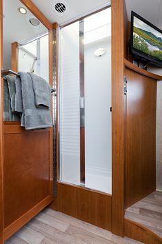 Leisure Travel Vans Unity Floorplans