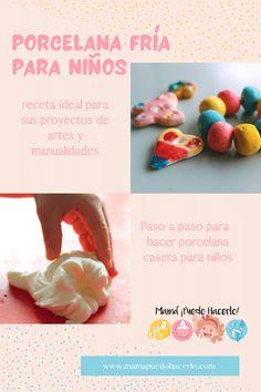 Porcelana fría para niños - Mamá ¡Puedo Hacerlo!: Ideas y actividades para niños