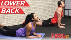 25 Min Lower Back Exercises for Lower Back Pain Relief Stretches for Low...
