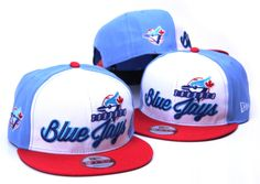 7cd93a1d860 MLB Toronto Blue Jays Snapback Hat (7)