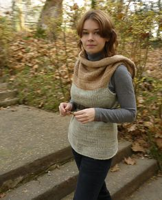 Introducing the most versatile scarf ever  http://www.themodernknit.com/2015/03/02/introducing-the-most-versatile-scarf-ever/