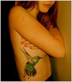 35 Stunning Hummingbird Tattoo Ideas