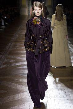 Dries Van Noten Fall 2015 Ready-to-Wear Fashion Show - Alexandra Elizabeth (Elite)