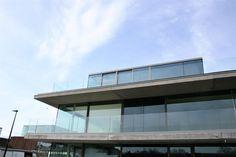 Glazen Afscheiding Terras : 7 beste afbeeldingen van glazen balustrade glass balcony en roof deck
