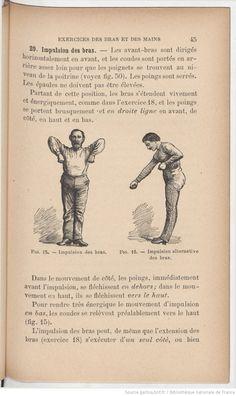 La gymnastique à la maison, à la chambre et au jardin / par E. Angerstein,... et G. Eckler,...   1892