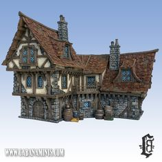 Tabletop World Coaching Inn