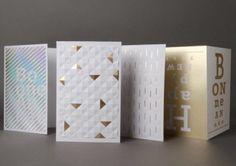 Kanea pour Le Bon Marché: collection A/H (cartes et enveloppes)