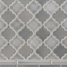 Bathroom Tile - shower floor inlay