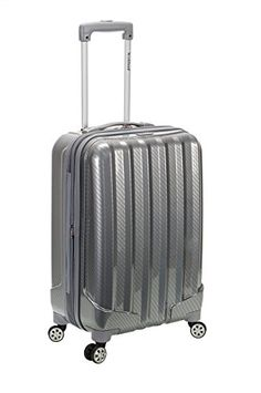 Rockland Melbourne 20 Expandable ABS Carry On Rockland Luggage, Luggage Reviews, Lightweight Luggage, Leather Luggage, Carry On, Melbourne, Suitcase, Abs, Purple