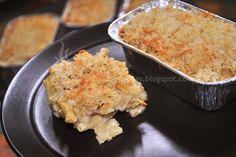 Vegetarian Baked Macaroni. Yum!