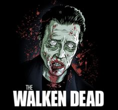 The Walken Dead T-Shirt