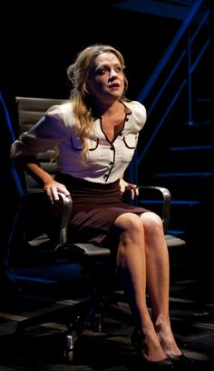 "Kendra Kassebaum as Diana in ""Next To Normal"" at Arizona Theatre Company."