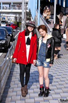 Japanese Shinjuku Fashion