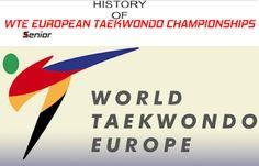 Η ιστορία των European Seniors Taekwondo Championships