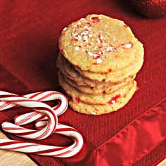 Pumpkin season is long gone, which means peppermint season is in full swing. I love me some peppermint, soI was on the hunt for the perfect candy cane cookies. These cookies are super festive for ...