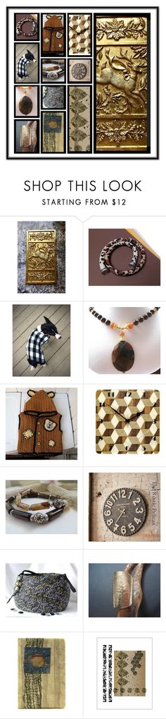 """""""Fall Collage"""" by fibernique ❤ liked on Polyvore featuring Tela Beauty Organics, Massif and vintage"""