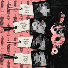 project runway birthday party for girls | Scraps N Pieces: July 2010