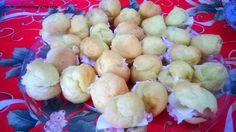 Bignè salati con mousse di prosciutto cotto http://www.cucinacongrazia.com/2016/01/antipasti/bigne-salati-con-mousse-di-prosciutto-cotto/ | Cucina con Grazia
