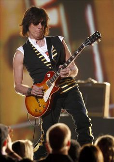 "Képtalálat a következőre: ""jeff beck"" Rock Roll, Jazz, Classic Blues, The Yardbirds, Jeff Beck, Best Guitarist, Music Pics, Stevie Wonder, Gibson Les Paul"