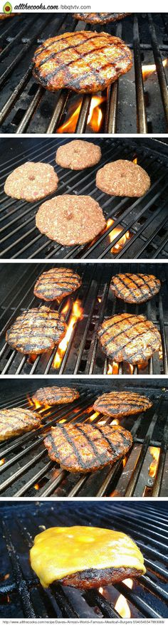 """Dave's Almost World Famous Meatloaf Burgers! 5.00 stars, 4 reviews. """"A great recipe I've been carrying around from a friend for over 20 years."""" @allthecooks #recipe"""