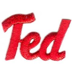 Ted ♥ 1945 - 2016