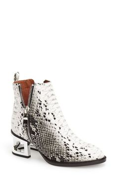 Jeffrey+Campbell+'Boone'+Pointy+Toe+Bootie+(Women)+available+at+#Nordstrom