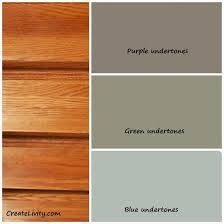 Paint Colors That Go With Wood Trim Google Search Bathroom Oak Cabinets