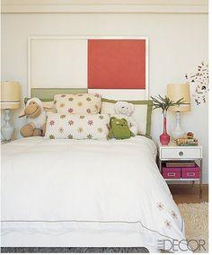 Unisex room colors