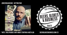Getting Paid - Blokes talk about book keeping, invoicing & debt collection