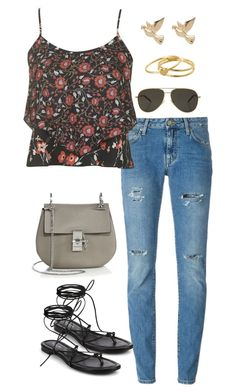 """""""Untitled #3019"""" by meandelstyle ❤ liked on Polyvore"""