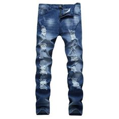 aef37b9cac1 New Fashion Skinny Casual Men s jeans – Floessence Slim Fit Mens Jeans