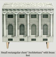 Architettura Cabinet. Fornasetti, Of Course!