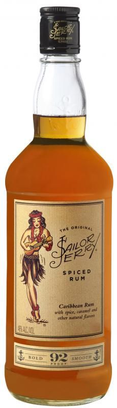 SAILOR JERRY - SPICED NAVY