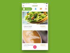 Review app concept