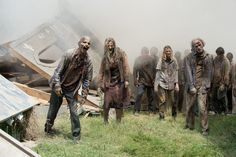 11 Stylish Halloween Costumes You Can Find in Your Pajama Drawer A Walker From The Walking Dead